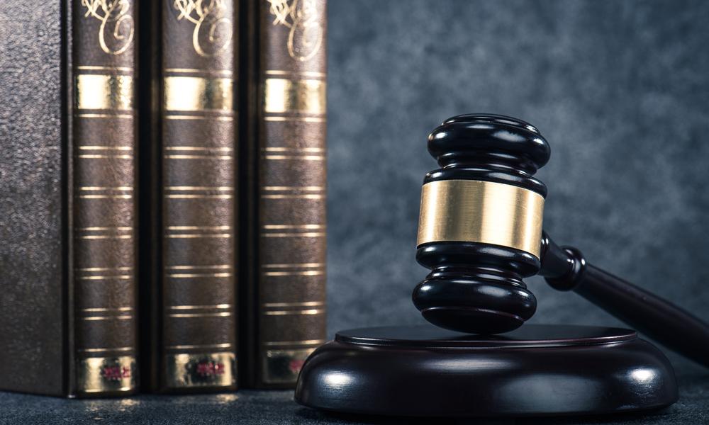 裁判、起訴イメージ