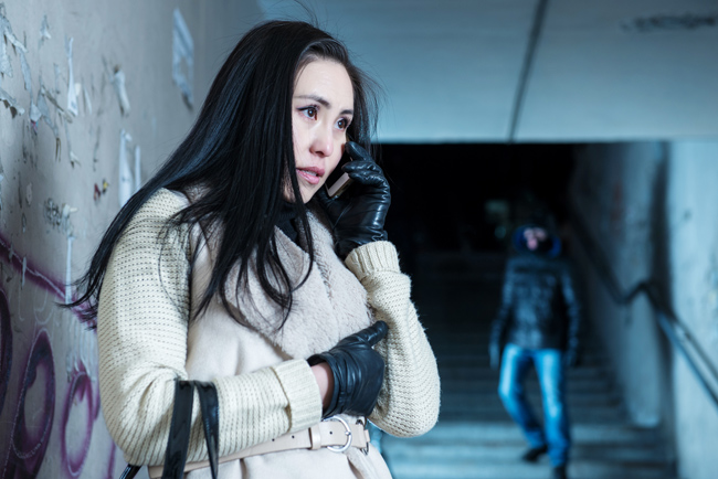 女性の危機