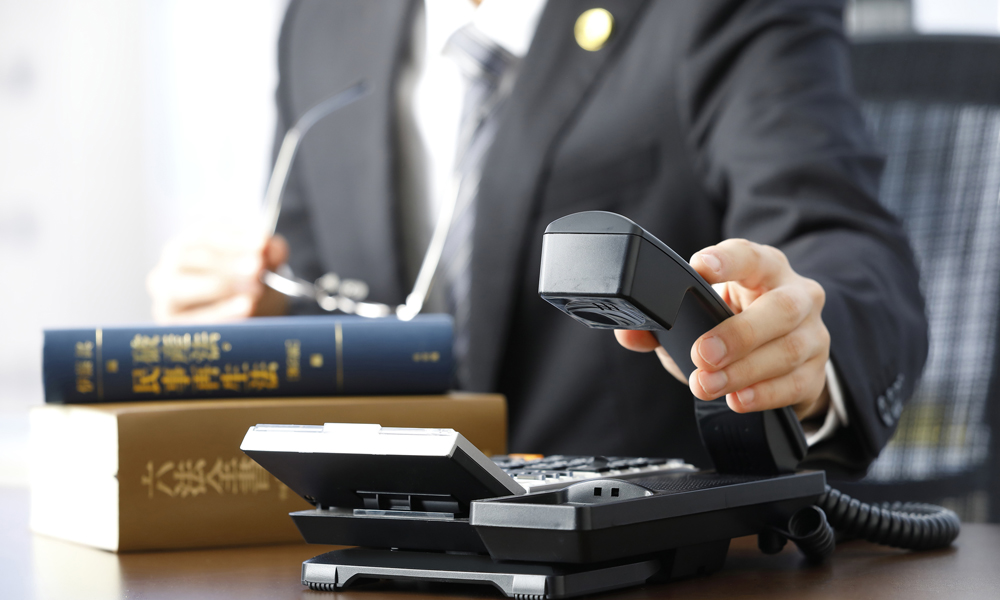 対応する弁護士