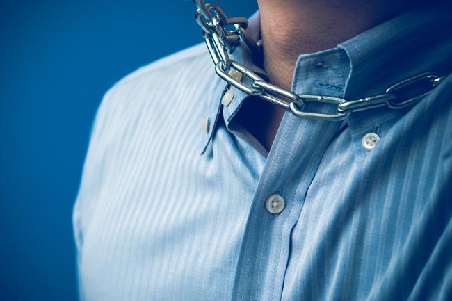 監禁のイメージ