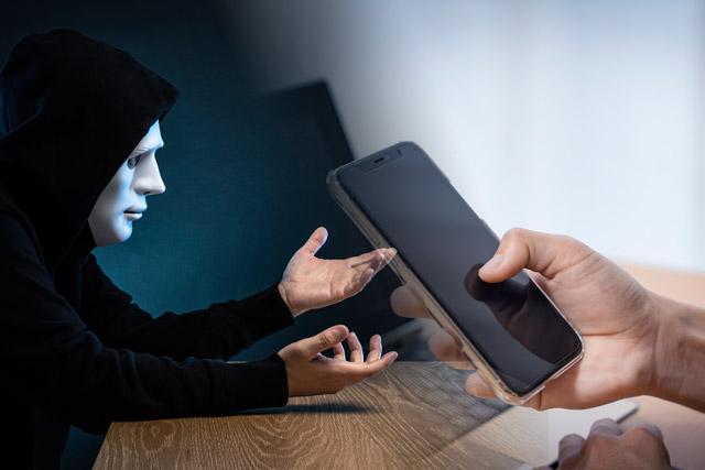 スマホとネット犯罪